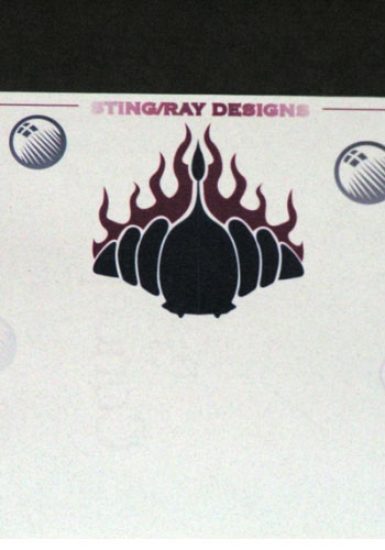 Contoh Desain Logo pada Kop Surat - Logo-Kop-Surat-Joshua-Wise