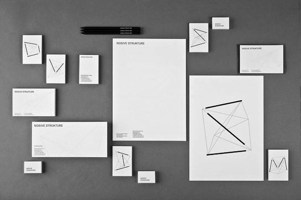 Desain Stasioneri Inspiratif Siap Print dan Cetak - Nosive Strukture