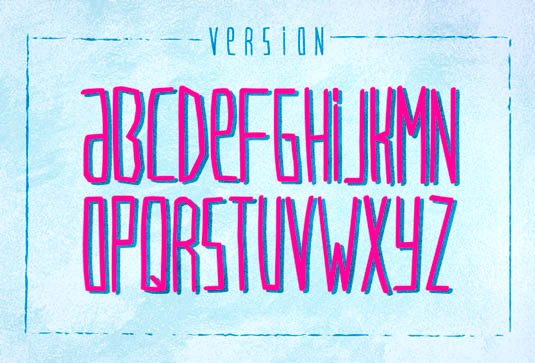 Download Free Font Gratis for Graphic Design and Web - VersionType-Free-Font