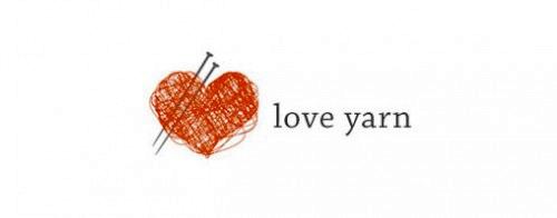 Contoh Logo Bertemakan Hati Love Heart - love-yarn