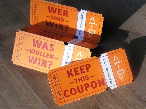 Contoh Desain Kartu Nama yang Unik - perforated-ticket-like-business-card