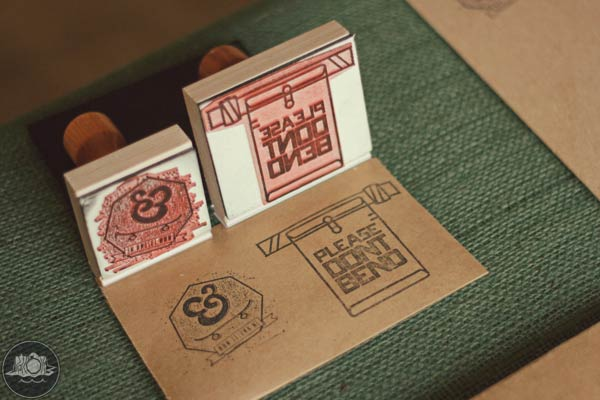 39 Desain Stempel Karet Standar Biasa - Desain Stempel Karet - Art Printing 1