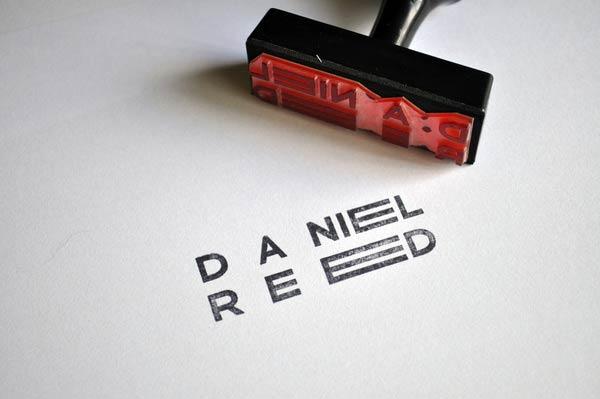 39 Desain Stempel Karet Standar Biasa - Desain Stempel Karet - Branding Identitas 1
