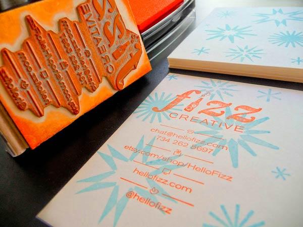 39 Desain Stempel Karet Standar Biasa - Desain Stempel Karet - Fizz Hand