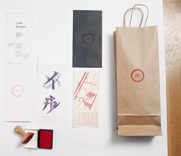 39 Desain Stempel Karet Standar Biasa - Desain Stempel Karet - IVAN Y RAQUEL 2