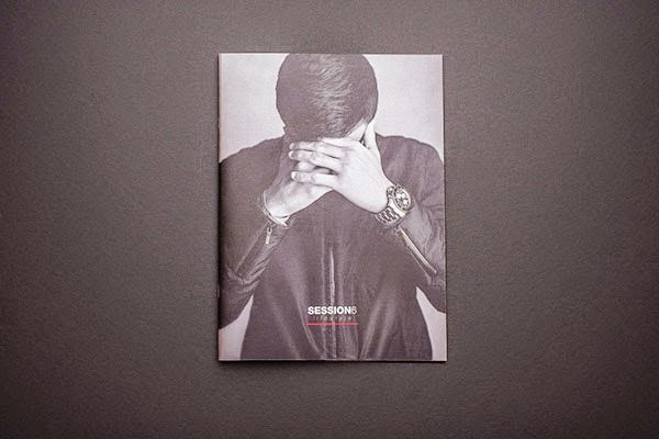 22 Disain Katalog Kreatif - Contoh desain katalog - Magazine oleh Arnel Hasanovic