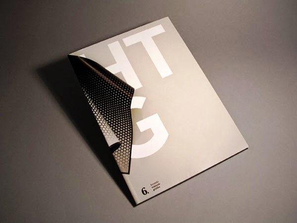 22 Disain Katalog Kreatif - Contoh desain katalog - The 6th Croatian Graphic Triennial oleh Sensus Design Factory Zagreb