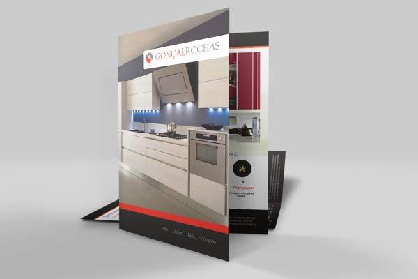 Desain Katalog Brosur Furnitur Modern - Katalog Brosur - - Furniture Brochure bruno nandyala 1