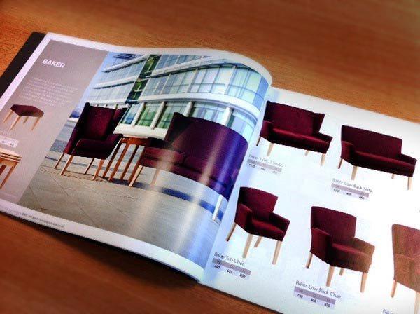 Desain Katalog Brosur Furnitur Modern - Katalog Brosur - - Furniture Collection 2