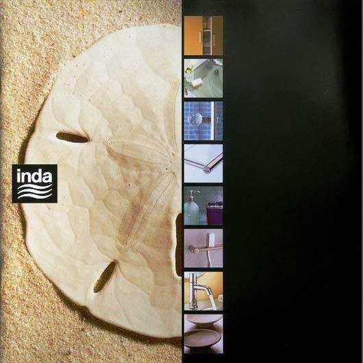 Desain Katalog Brosur Furnitur Modern - Katalog Brosur - - INDA Bathroom interiors