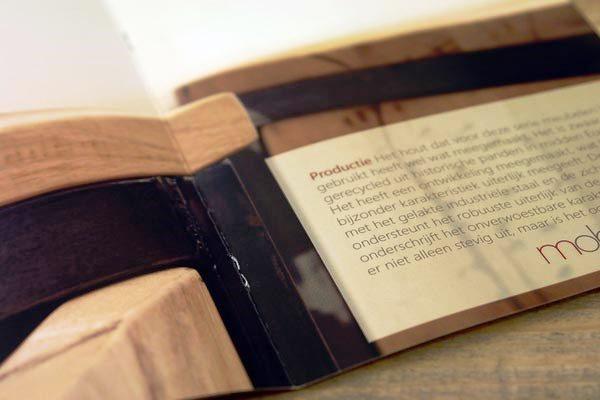 25 Desain Katalog Brosur Furnitur Modern