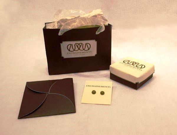 17 Desain Katalog Perhiasan Brosur Permata - Desain katalog brosur perhiasan - Enchainements Identity 1