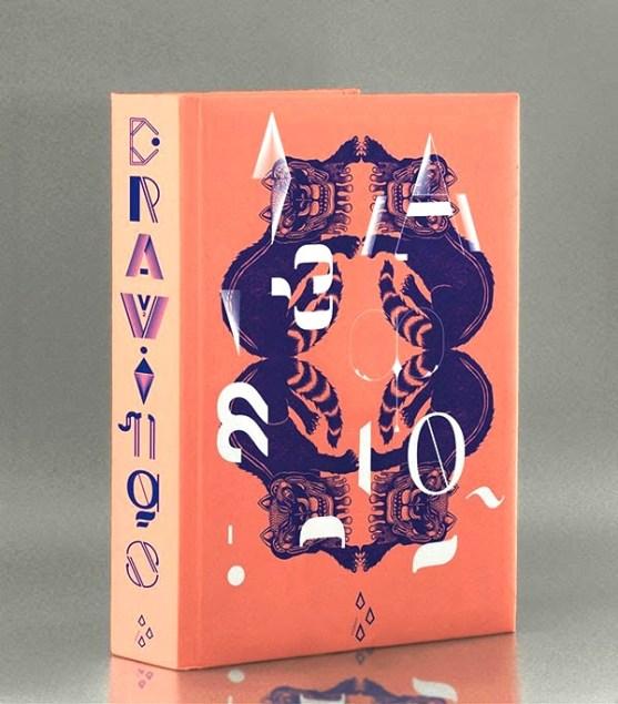 Gambar Kover Buku dengan Ide Desain Kreatif - Gambar-Kover-Buku-Ide-Desain-Kreatif-Drawings-book-oleh-Studio-My-Name-is-Wendy