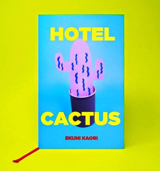 Gambar Kover Buku dengan Ide Desain Kreatif - Gambar-Kover-Buku-Ide-Desain-Kreatif-HOTEL-CACTUS-BY-EKUNI-KAORI-oleh-HESTER-HESTER