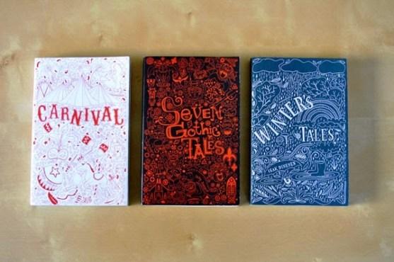 Gambar Kover Buku dengan Ide Desain Kreatif - Gambar-Kover-Buku-Ide-Desain-Kreatif-Isak-Dinesen-book-covers-oleh-Julia_Factor