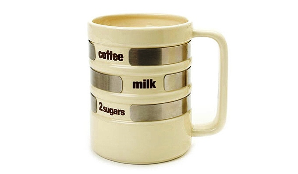 24 Contoh Mug Cangkir Desain Kreatif Original - Contoh Desain Mug Cangkir Kreatif Unik Original - Drink Selector Mug bermacam Isi Minuman