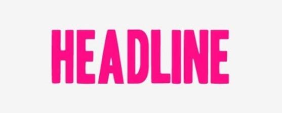 62 Font Unik untuk Desain Grafis - Font-Unik-Headline