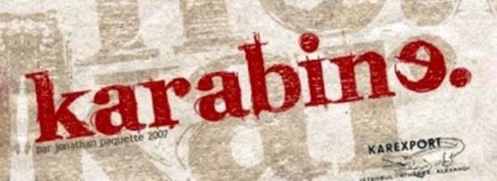 62 Font Unik untuk Desain Grafis - Font-Unik-Karabine