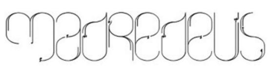 62 Font Unik untuk Desain Grafis - Font-Unik-Madredeus