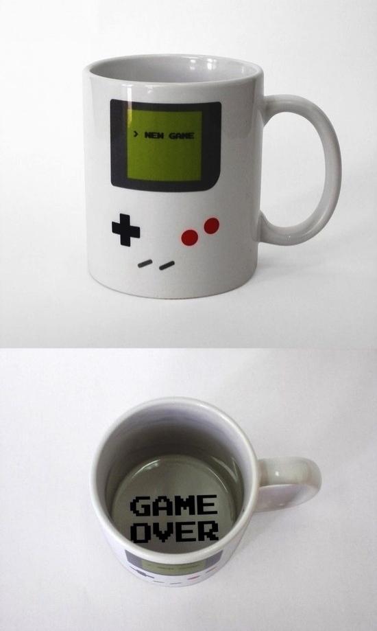 25 Mug Desain Keren untuk Para Maniak - Mug Desain Keren - Cocok Buat Gamer