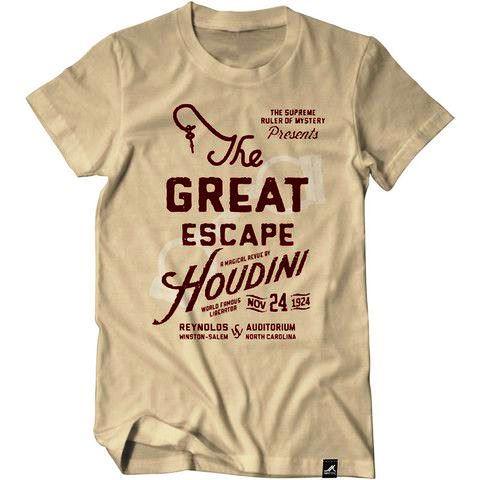 27 contoh kaos dengan desain keren - Desain kaos keren - Houdini Escape