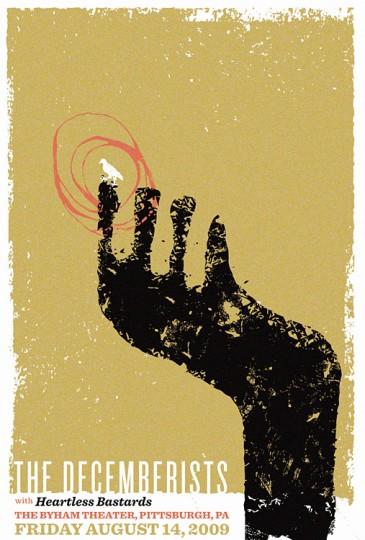 46 Contoh Poster Desain Inspiratif - Poster-inspiratif-tentang-pertunjukan-yang-didesain-oleh-Strawberry-Luna