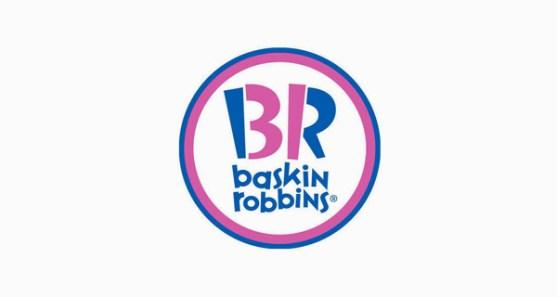 48 Contoh Logo dengan Simbol Tersembunyi - BR-Baskin-Robbins-Logo