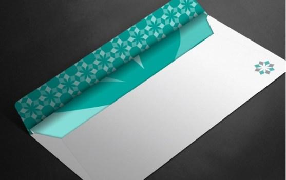 24 Contoh Desain Amplop Kreatif - Contoh-Desain-Amplop-Tadawi-Hospital-Identity