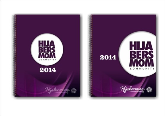 Contoh Buku Agenda Desain Cantik untuk Corporate - Desain-Buku-Agenda-HMC-agenda-2