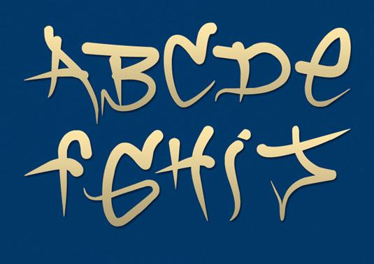 43 Font Graffiti Free Download - Brock Vandalo Grafiti Font