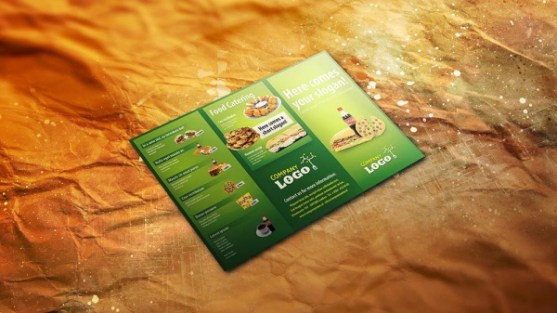 30 Desain Brosur Flyer Template Download Gratis - Brosur-Flyer-Template-Gratis-Download-Food-Flyer-Template