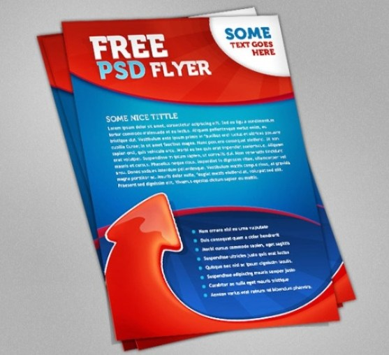 30 Desain Brosur Flyer Template Download Gratis - Brosur-Flyer-Template-Gratis-Download-PSD-Flyer-Template