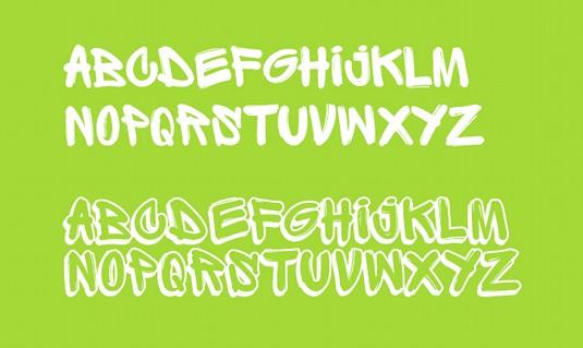 43 Font Graffiti Free Download - Sprite Graffiti Grafiti Font