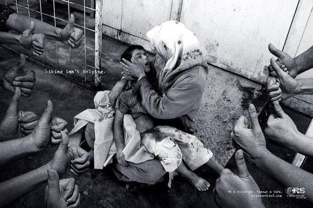 Iklan Layanan Masyarakat Paling Mengena - Iklan-ajakan-menjadi-relawan-bukan-cuma-like-facebook-2