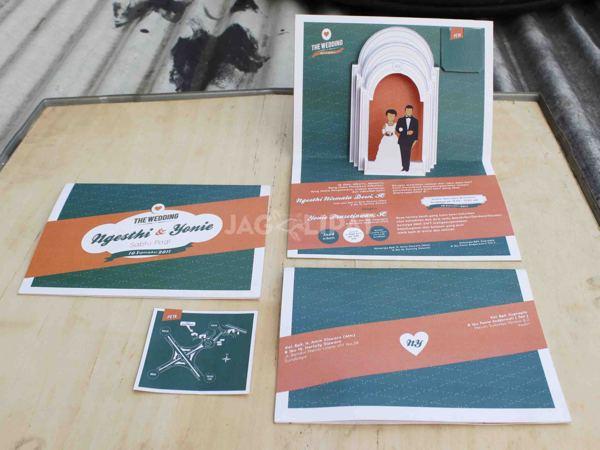 37 Contoh Konsep Undangan Pernikahan Indonesia - Konsep-Undangan-Pernikahan-Indonesia-Wedding-Invitation-9