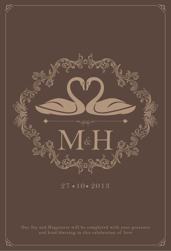 37 Contoh Konsep Undangan Pernikahan Indonesia - Konsep-Undangan-Pernikahan-Indonesia-Wedding-Invitation-Crestella-Onggara