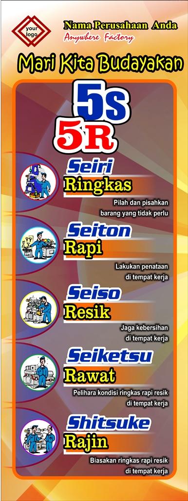 Banner Poster 5s 5r Seiri Seiton Seiso Seiketsu Shitsuke - Banner-Poster-5s-5r-Seiri-Seiton-05