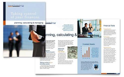 36 Contoh Desain Pamflet dan Brosur Jasa Keuangan - Brochure & Pamphlet Design-Jasa-Ahli-Konsultan-dan-Perencana-Keuangan