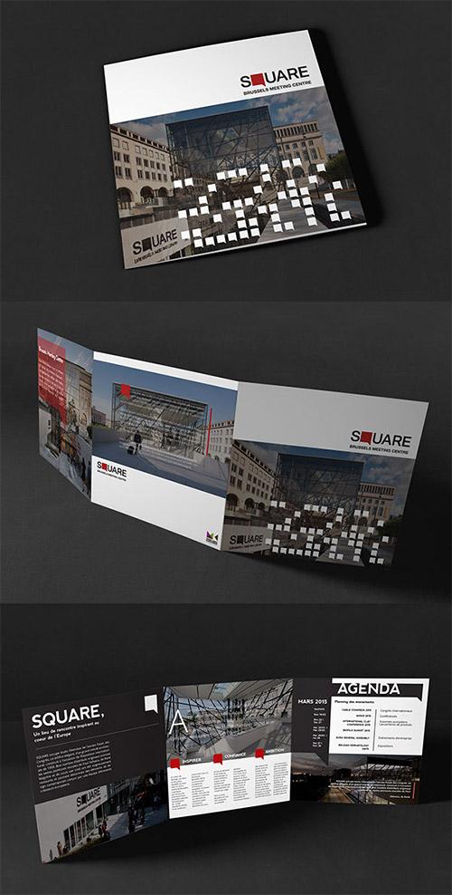 Contoh Desain Brosur Lipat Tiga - Contoh-Desain-Brosur-Lipat-3-terbaru-Square-Trifold-Brochure