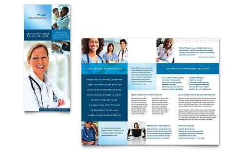 Desain Brosur Pamflet Kesehatan dan Medis - Contoh-Pamflet-Brosur-Administrasi-Kesehatan