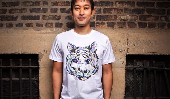 Desain Kaos T Shirt Dengan Ilustrasi Keren - Desain-Kaos-T-Shirt-Keren-08
