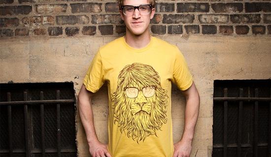 Desain Kaos T Shirt Dengan Ilustrasi Keren - Desain-Kaos-T-Shirt-Keren-34