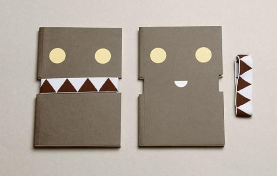 19 Contoh Gambar Desain Buku Notes - Desain-Notes-Book-Incognito