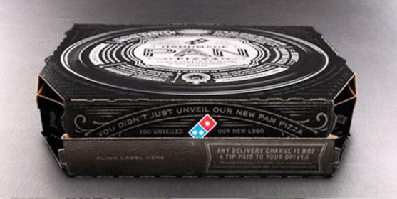 Desain Kemasan Pizza Unik Menarik Inspiratif - Gambar-Foto-Desain-Box-Kemasan-Pizza-Model-Kartu-Domino