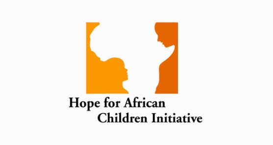 48 Contoh Logo dengan Simbol Tersembunyi - Hope-for-African-Children-Initiative