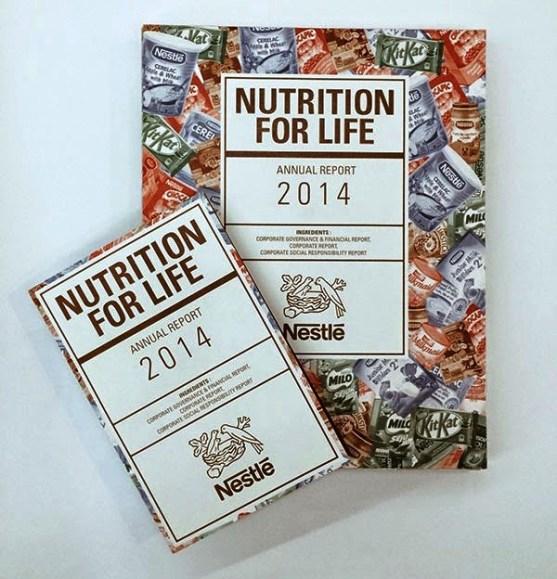 Contoh Gambar Desain Laporan Tahunan - Laporan-Tahunan-oleh-Derrick-Li-Hua