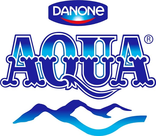 Download Logo Vector Aqua Danone Standard Chartered