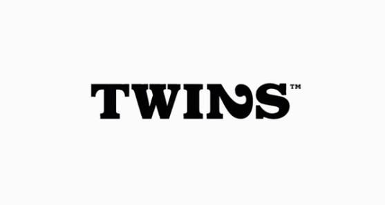 48 Contoh Logo dengan Simbol Tersembunyi - Twins-Logo