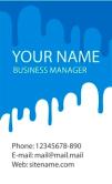 Template Kartu Nama Vector Gratis Download - template-kartu-nama-08