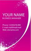 Template Kartu Nama Vector Gratis Download - template-kartu-nama-13